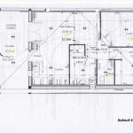 Plan de notre location à Vieux-Boucau
